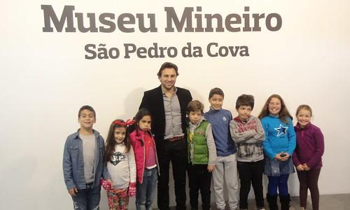 Oficinas na Biblioteca e no Museu Mineiro