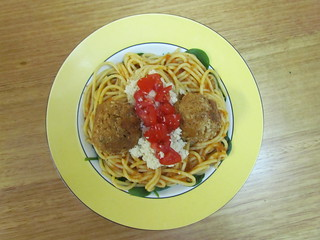 Spaghetti and Balls