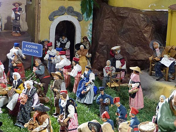 les santons de Sainte-Réparate