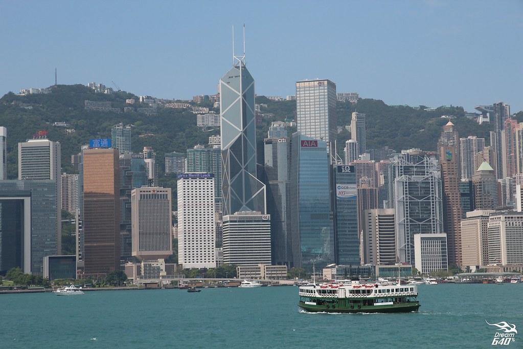 香港維多利亞港Hong Kong-15