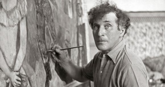 mostra marc chagall le favole