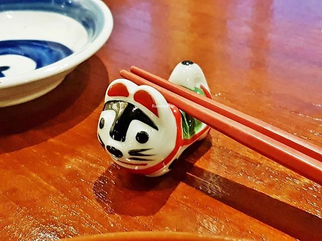 Chopstick Rest Neko