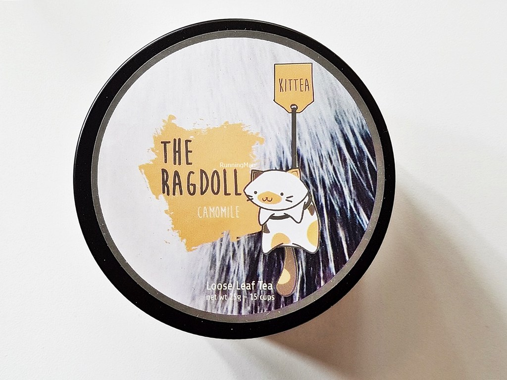 The Ragdoll - Camomile