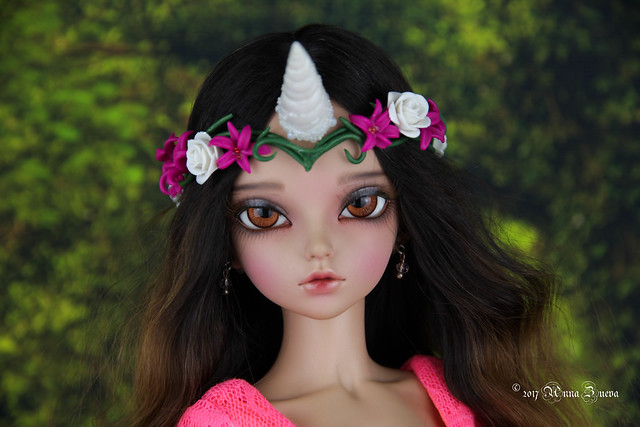 Commissioned Elven tiaras, unicornhorns, flowercrowns