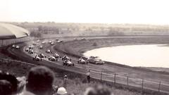 Race Cars At San Antonio 1948