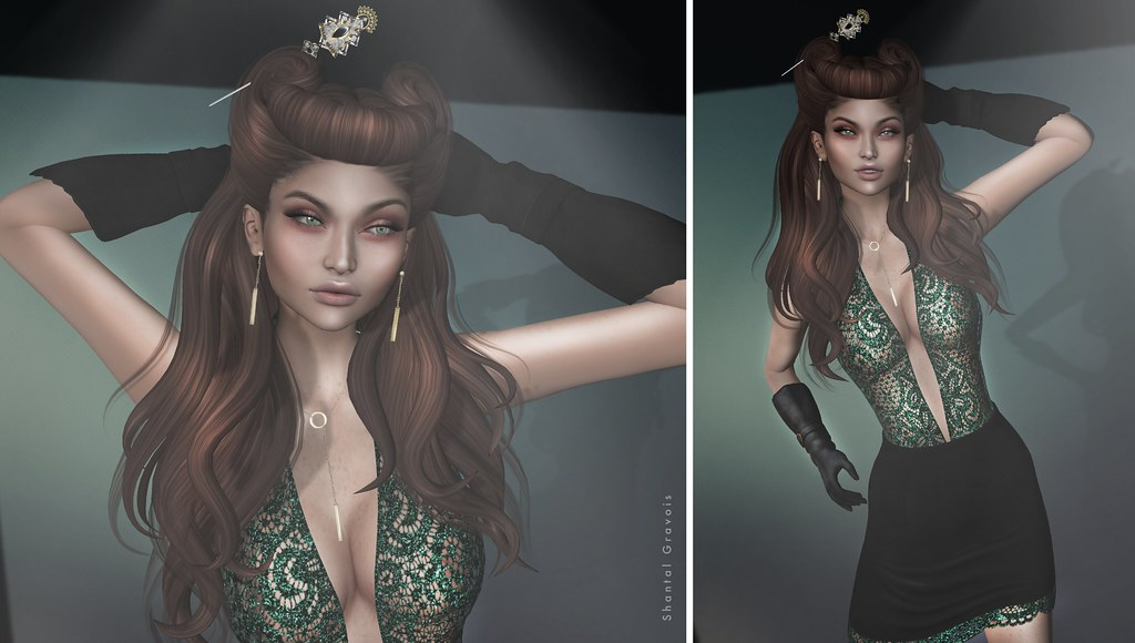 NeW!!! SWANK event / Anny´s Fashion / BIBI Poses