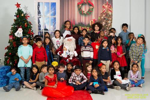 Santa at Teecs-126