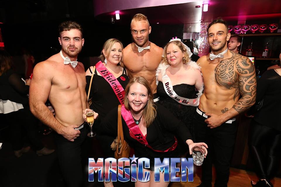 Hens Packages & Party Venues in Melbourne - Toplesswaiters.com.au