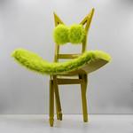Roger Reutimann;  M Chair; Item 134 - in SITu: Art Chair Auction