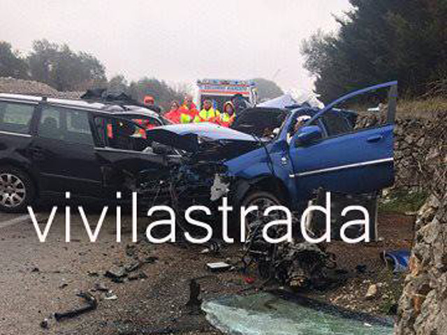 incidente mortale statale 100