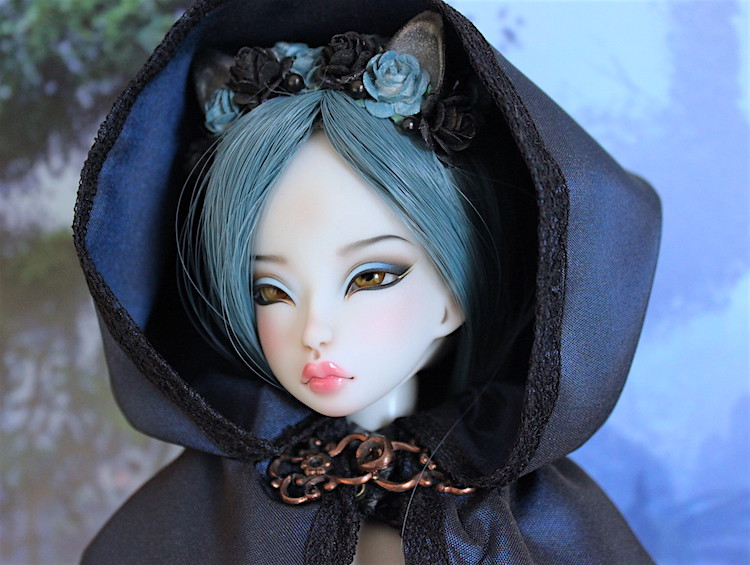 Nymeria (Sixtine Dark Tales Dolls) nouveau make-up p8 - Page 8 25566435018_88b6b2f58f_b
