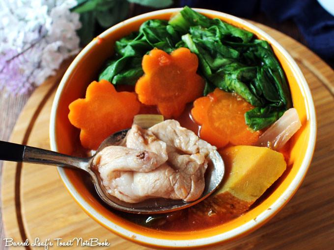 蔬菜蕃茄豬肉鍋_大成桐德黑豚 dachan-food-pork (15)