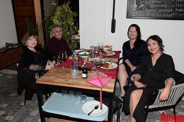 Mezza Gurme Market & Restoran yeni yıl kutlaması -2