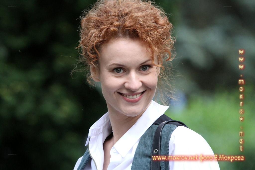 Актриса - Татьяна Лянник