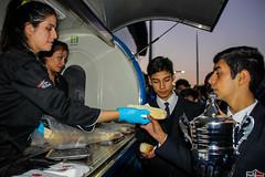Ceremonia Clausura XIII Olimpiada Escolar