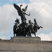 20150821_4893 woman and four horses - London