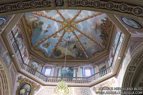 5_Philtranco Pampanga - Bestis Church Painted Ceiling Art