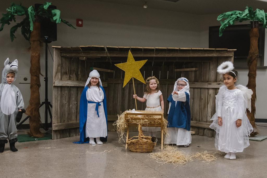 Ezra's Christmas Play