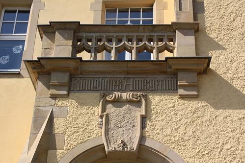 Treffurt: ehemaliges Königliches Amtsgericht