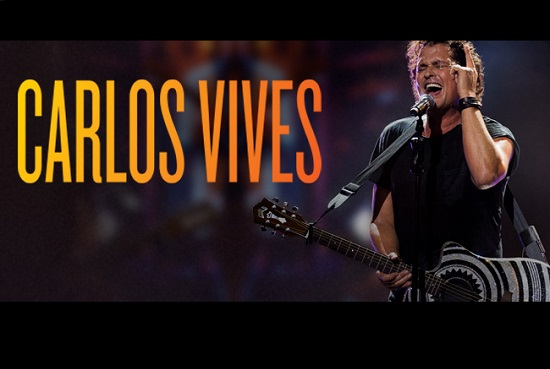 Carlos Vives / Auditorio Telmex.