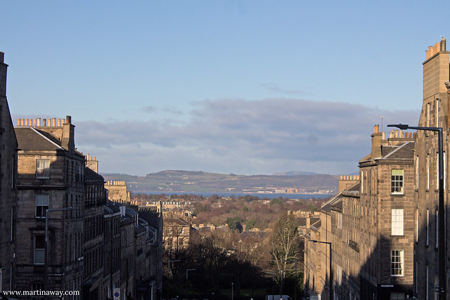 View form York Street