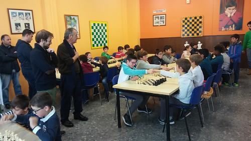 Torneo Navideño de Ajedrez Delegación de Deportes Casa del Ajedrez