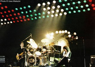 Queen live @ Hannover - 1979