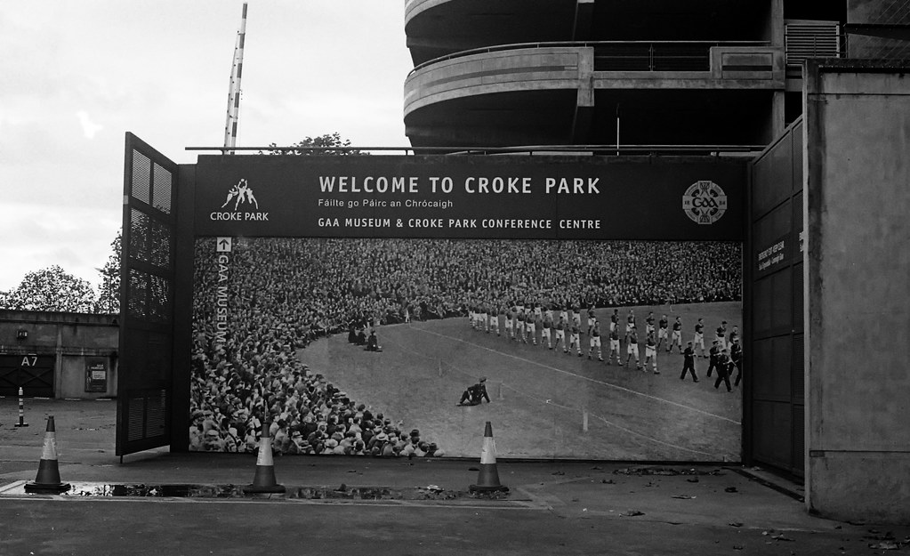 Croke Park, Dublin