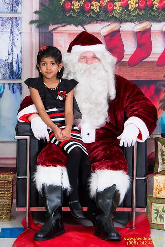 Santa at Teecs-10