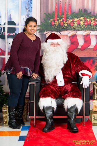 Santa at Teecs-28