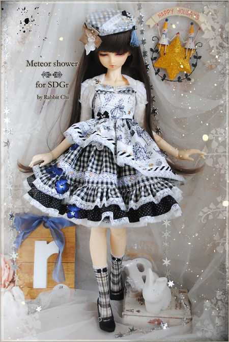 ***new collection will be on sale in Dolls Party 38 *** SDGR - Meteor shower