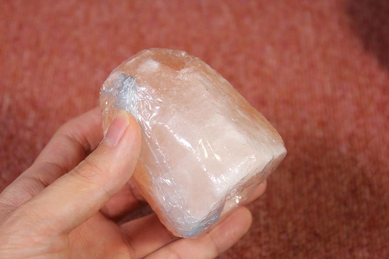 Tomshine ヒマラヤ産岩塩ライト 開封レビュー (19)