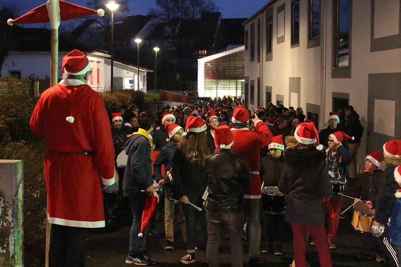 Grande parade de Noël - Décembre 2017