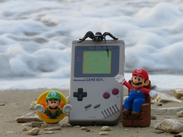 Game Boy Brings You Pleasure And Joy, Be Yourself And Enjoy