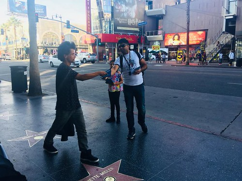 2017-December-15-LEAFLETING-Mission Activities in Los Angeles, California