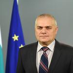 Valentin Radev, Minister of Interior