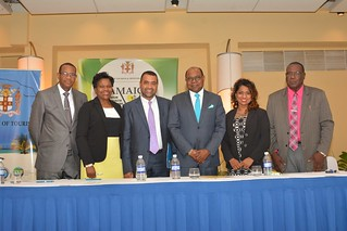 Jamaica THP Launch