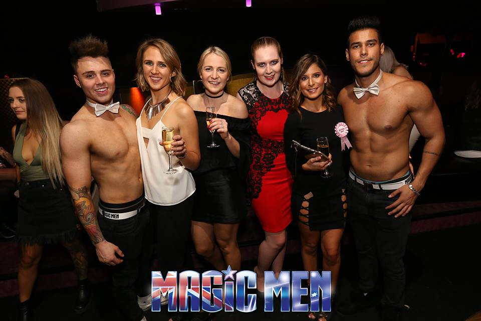 Hens Nights and Bucks Parties in Melbourne - Toplesswaiters.com.au