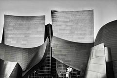 Walt Disney Concert Hall, Dec 2017
