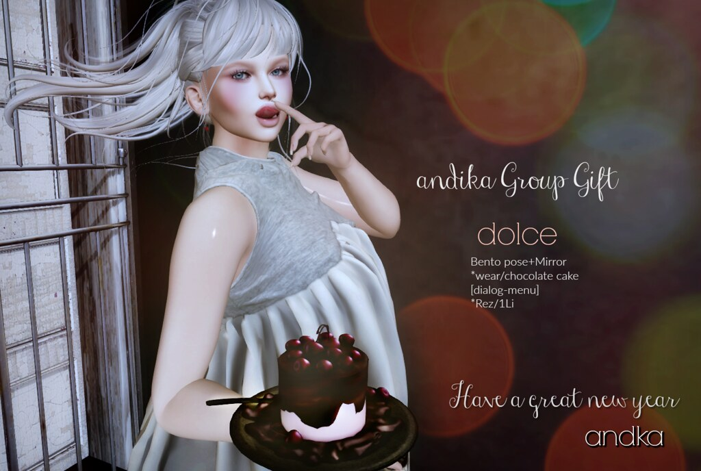 andika Group Gift[dolce ]AD
