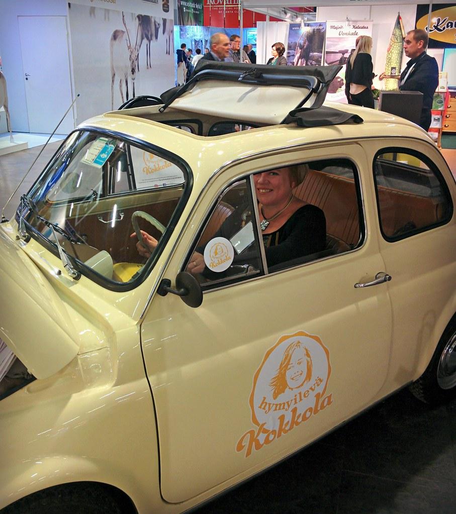 Fiat 500 ratissa