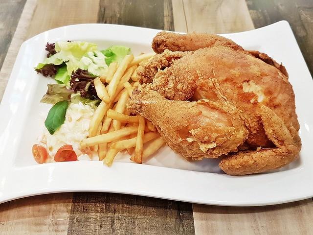 Signature Golden Fried Spring Chicken
