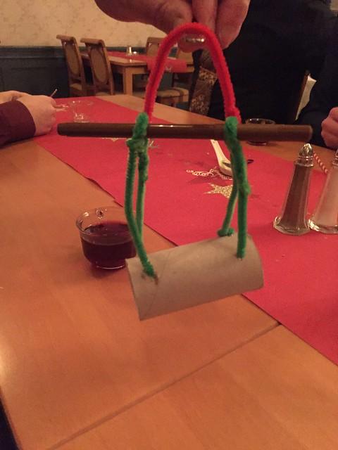 Julbordet som kanske inte riktigt var som vi tänkt oss...