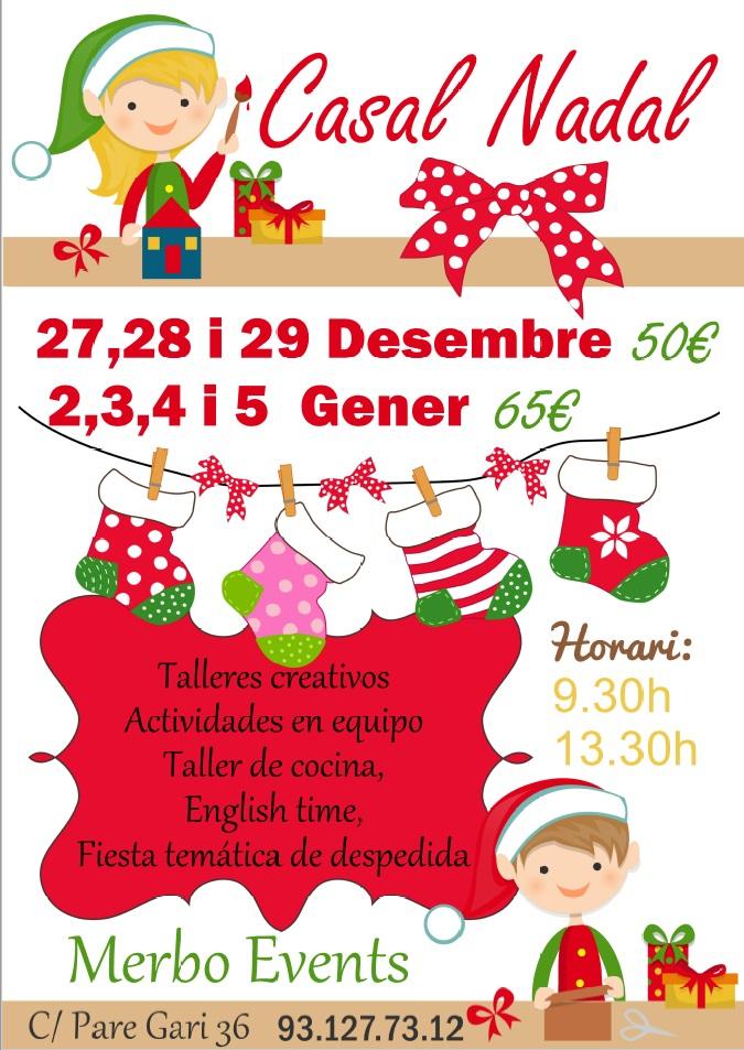 nadal 2018  Navidad Merbo Events