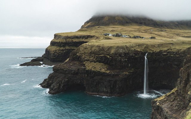 Faroe islands by jake hinds