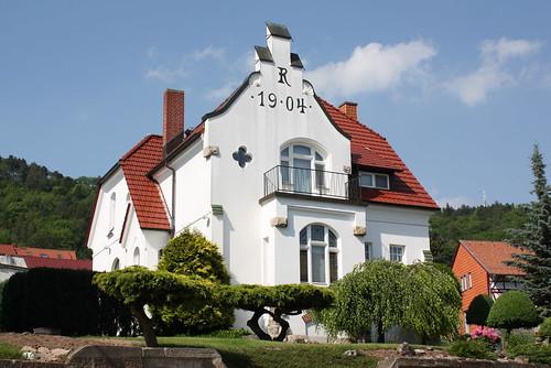 Treffurt: Jugendstil-Wohnhaus
