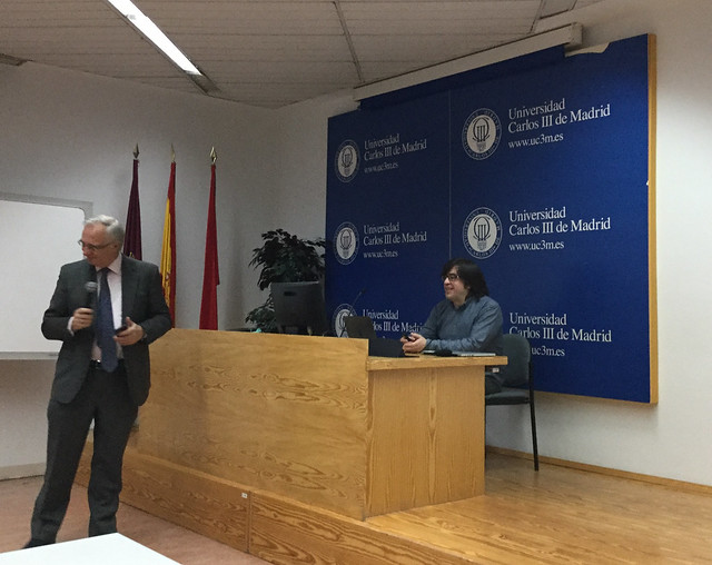 15_12_2017 Seminario eMadrid sobre «Espacios para el aprendizaje»