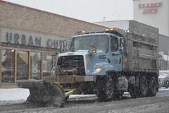 Chicago Snowplow