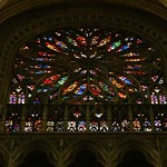 Window, Amiens Cathedral