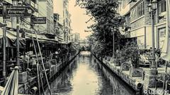 Bangkok in B&W (TH)